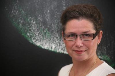 00 l artiste peintre verena von lichtenberg et l exposition nord licht a l eglise de la madeleine septembre 2014