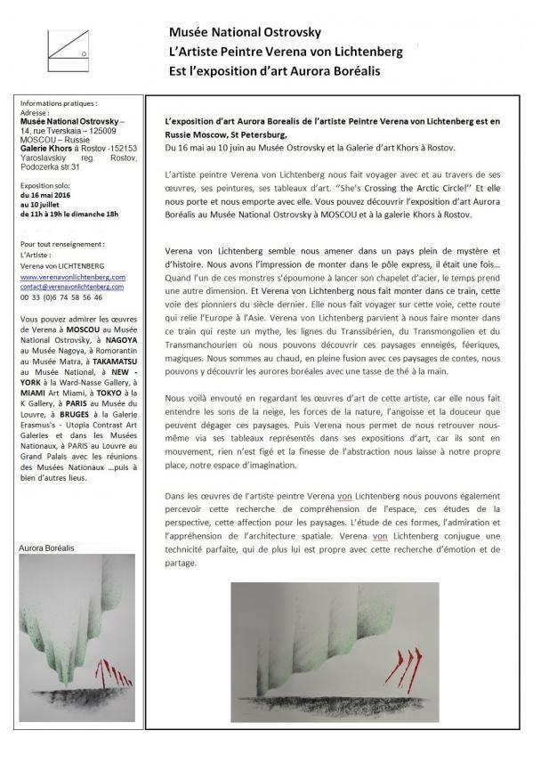 00 l exposition d art de paris de l artiste peintre verena von lichtenberg au musee d art a moscou et dans les galerie d art des tableaux toiles et oeuvres d art