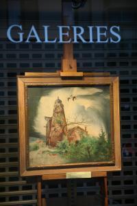 Maurice Langaskens ein Kunstler in Brugge er war ein freund von Klimt