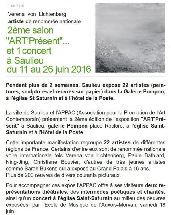 01 die malerin verena von lichtenberg aus paris und ihre kunstausstellung in der bourgogne mit den museen frankreichs