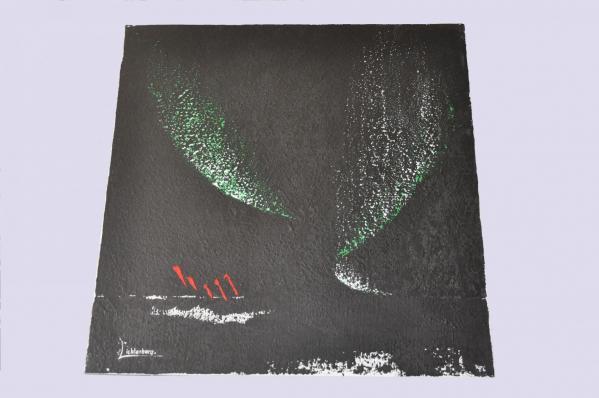 01 die moderne kunstausstellung der malerin verena von lichtenberg aus darmstadt im museum matra