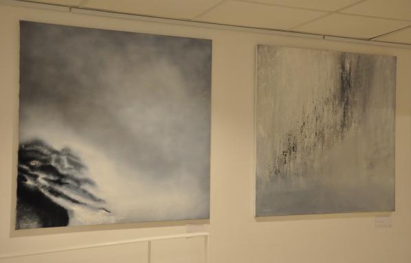 01 exposition d art et de peinture tableaux de l artiste peintre verena von lichtenberg beaubourg