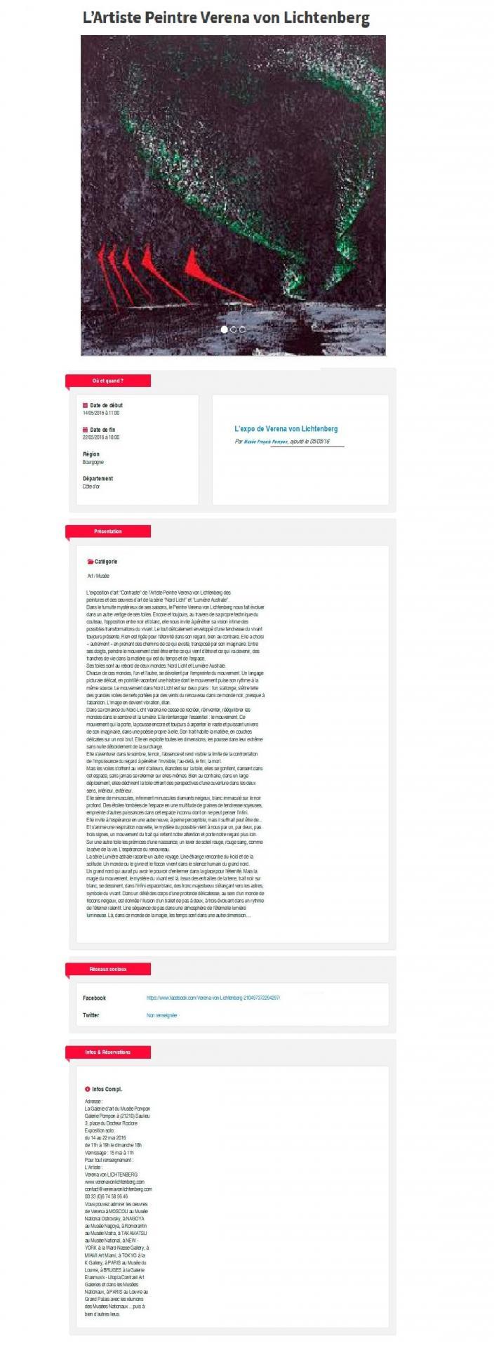 01 l artiste peintre verena von lichtenberg de paris et ses expositions d art dans les musees galeries dart des tableaux et oeuvres d art de la serie nl 1