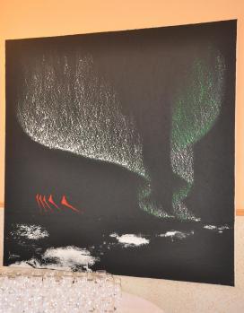 01 l artste peintre verena von lichtenberg et ses tableaux et oeuvres d art nord licht une exposition d art et de peinture en champagne proche de reims
