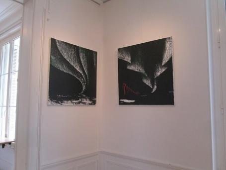 02 die kunstausstellung der malerin verena von lichtenberg aus darmstadt hessen bilder und werke der galerien und museen