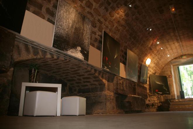 02 l exposition d art de verena von lichtenberg a l eglise de la madeleine de paris