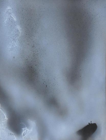 024 les expositions de peinture de tableaux peinture d art a bruges l artiste peintre verena von lichtenberg noir et blanc