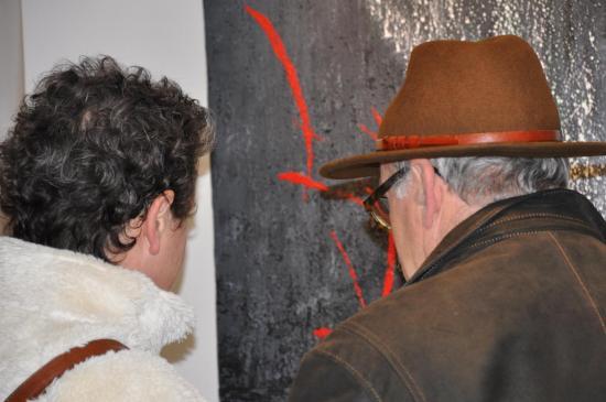03 l exposition d art nord licht de verena von lichtenberg en belgique a florenville