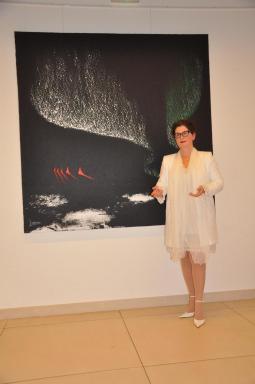 03 les expositions d art de l artiste peintre verena von lichtenberg de strasbourg ses oeuvres sont dans les musees d art ou les galerie d art a paris new york tokyo ou moscou
