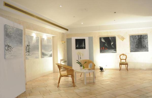 03a les expositions d art de l artiste peintre veren avon lichtenberg de paris des tableaux et oeuvres d art moderne