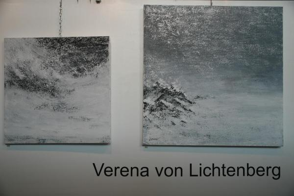 04 the art painter verena von lichtenberg in lestrem and the new exhibition