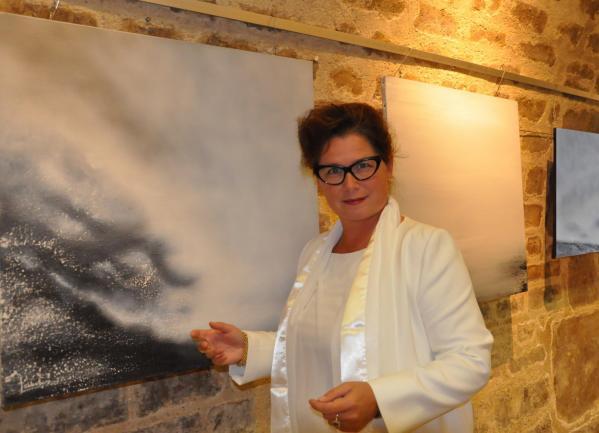04 verena von lichtenberg et ses oeuvres d art a paris a l e glise de la madeleine