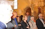 04a les oeuvres d art de verena von lichtenberg artiste peintre de paris une exposition d art a saint saturnin a la galerie d art du musee pompon l espace d exposition la diligence