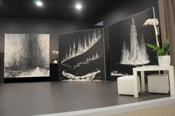 05a the painter verena von lichtenberg and her exhibition in champagne