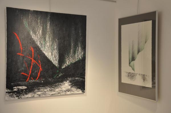 06a verena von lichtenberg und floris jaspers eine kunstausstellung in florenville orval in der galerie erasmus utopian art