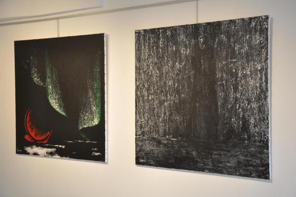 07a l artiste peintre verena von lichtenberg et floris jespers une exposition d art a florenville en belgique utopian art galerie