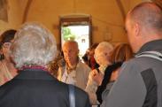 09a les oeuvres d art de verena von lichtenberg artiste peintre de paris une exposition d art a saint saturnin a la galerie d art du musee pompon l espace d exposition la diligence