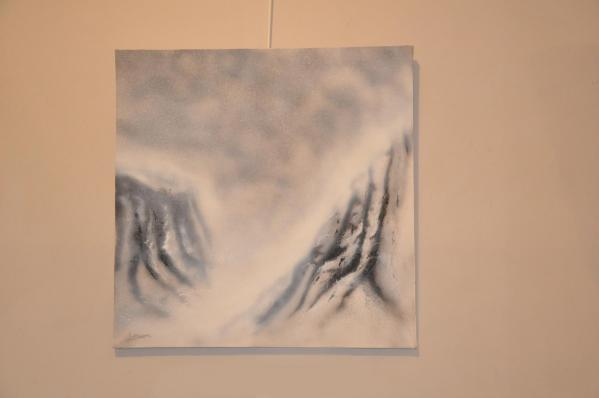1 a paris en mairie du 8e me avec jeanne d hauteserre une exposition d art les oeuvres de verena von lichtenberg artiste peintre