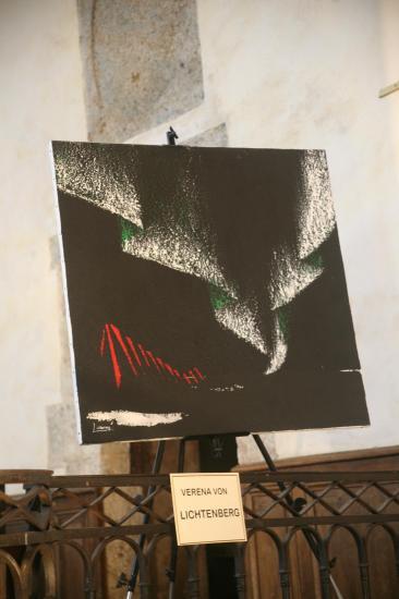 1 die malerin der moderne verena von lichtenberg abstrakte kunst und doch naturbezogen