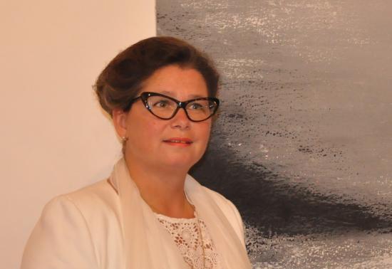 1 eine kunstausstellung in brugge der malerin verena von lichtenberg aus paris in der galerie erasmus s bei bob vanantwerpen 1