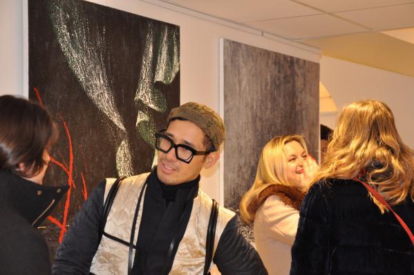 10 die kunstausstellung der malerin verena von lichtenberg aus strasbourg sie lebte in wien salzburg munchen und darmstadt