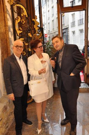 10 une exposition d art a paris galerie thuillier pierre charette verena von lichtenberg artiste peintre angel orensanz fondation orensanz paris new york