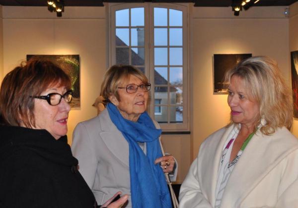 11 le vernissage de l exposition d art nord licht de verena von lichtenberg une artiste peintre de strasbourg