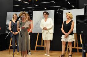 11 tableaux d art camille billa elysa didelot verena von lichtenberg veronique baltazart dominique marcoux