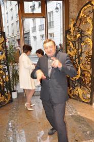 11 une exposition d art a paris galerie thuillier pierre charette verena von lichtenberg artiste peintre angel orensanz fondation orensanz paris new york