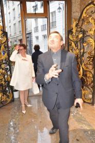 12une exposition d art a paris galerie thuillier pierre charette verena von lichtenberg artiste peintre angel orensanz fondation orensanz paris new york