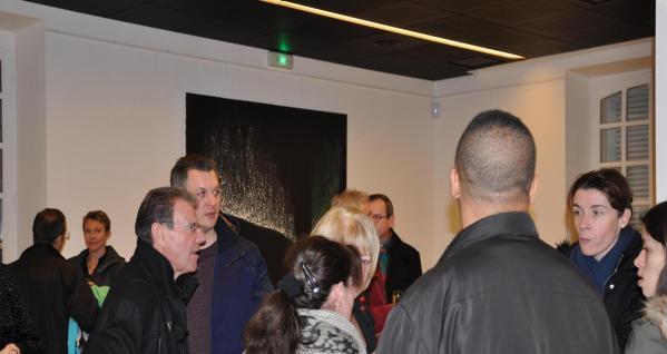 14 eine ausstellung der malerin verena von lichtenberg aus darmstadt in voisin le breutonneux casqy saint quentin en yvelines ihre bilder sind auch in museen gelerien in new york p