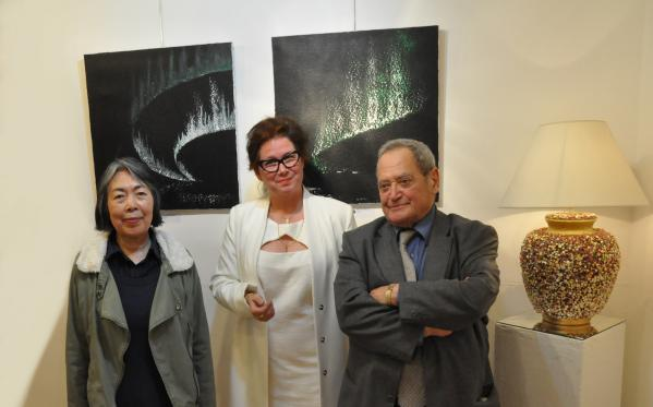 14 tomoko kazama peintre verena von lichtenberg artiste peintre dr khaldoun hakim psychologue