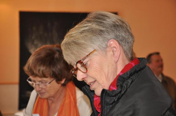 14 une exposition d art en champagne et l artiste peintre verena von lichtenberg et ses oeuvres d art et tableaux de la serie nord licht