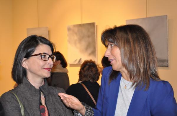 14 20 une exposition d art de paris est a madrid les tableaux et oeuvres d art de l artiste peintre verena von lichtenberg elle est en galeries d art et en muse es avec ses tableau