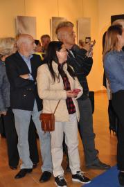 15 1 l artiste peintre verena von lichtenberg est a madrid avec ses oeuvres d art et ses peintures ils e taient en galeries et muse es lors d exposition d art