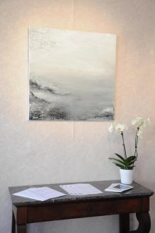16 die kunstausstellung lumiere australe bilder pigmente farben und werke der kunstamlung der malerin verena von lichtenberg aus darmstadt