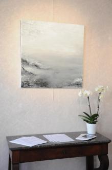 16 l exposition d art lumiere australe des tableaux et toiles et des pigment et couleurs naturels a la galeire art expression les oeuvres de l artiste peintre verena von lichtenber