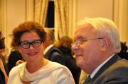 16 3 l artiste peintre verena von lichtenberg et jean marc le rudelier maire versailles buc une exposition d art et de peinture