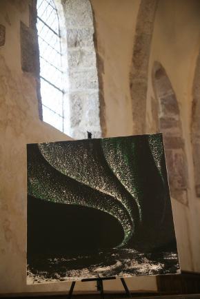 16a a saulieu les expositions d art avec l artiste peintre verena von lichtenberg et ses tableaux et oeuvres d art