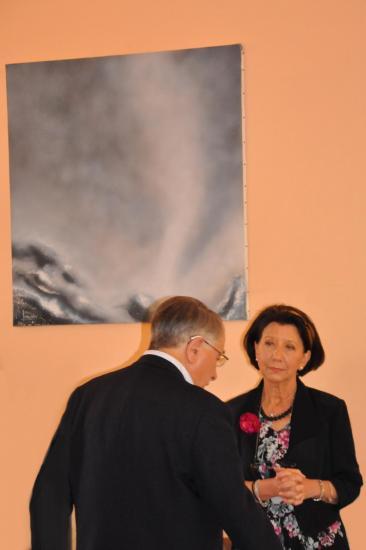 19 3 Les tableaux d'art de l'artiste peintre Verena von Lichtenberg en Champagne