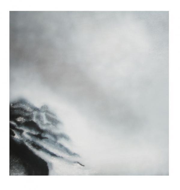 2 exposition d art et de peinture l artiste peintre verena von lichtenberg est a paris beaubourg espace st martin