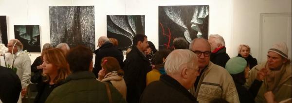 2 in paris eine ausstellung der malerin verena von lichtenberg in der galerie der dichter