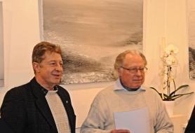 2 jean charles dorge president de la societe des auteurs et poetes de la francophonie michel benard academie francaise chevalier des arts et lettres