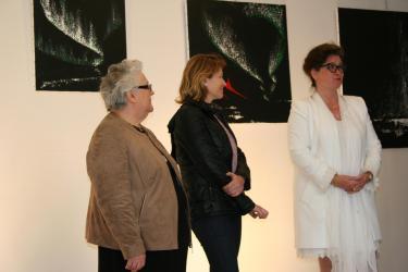 204 exposition d art contemporain musee d art de saulieu colette grossetete anne catherin loisier verena von lichtenberg