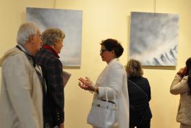 21 2 madrid l artiste peintre verena von lichtenberg une exposition d art en espagne elle est dans les galerie est muse es d art