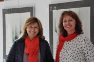 22a anne catherine loisier senateur maire de saulieu a l exposition de verena von lichtenberg de paris avec les musees d art de bourgogne 1