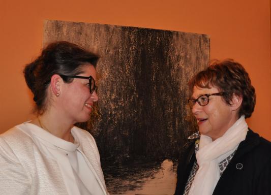 25 l artiste peintre verena von lichtenberg et l exposition d art nord licht en champagne a jonchery sur vesle