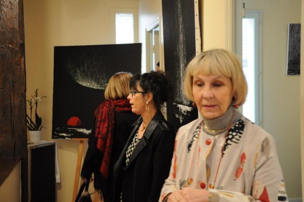 25 les tableaux et oeuvres d art de l artiste peintre verena von lichtenberg a la galerie art expression a auxerre
