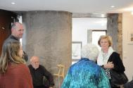 25a la galerie d art du musee pompon de saulieu et les oeuvres de verena von lichtenberg artiste peintre une exposition d ar avec les musee de bourgogne