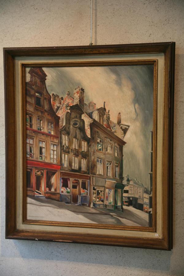 art et musee Maurice Langaskens et les oeuvres d art de Verena von Lichtenberg a Bruges une exposition d art